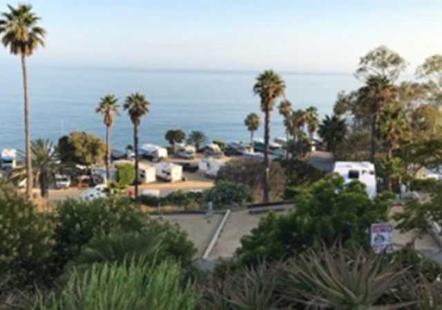 Malibu Rv Park Rv Resort Rv Campground Malibu Ca